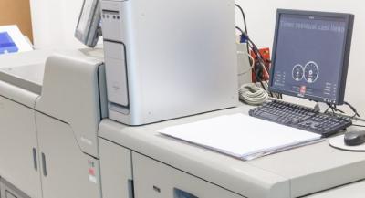 Nueva Prensa Digital RICOH 7100X  de Producción Color